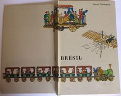 LE BRESIL Ou MEXIQUE Ou ROME : Les Portes Du Monde - Books, Magazines, Comics