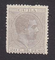 Cuba, Scott #131, Mint Hinged, King Alfonso XII, Issued 1888 - Cuba (1874-1898)