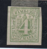 Hamburg , Nr. 5 Ohne Gummi - Hamburg