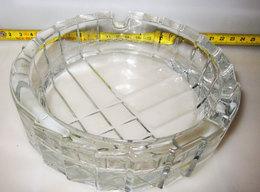 POSACENERE VETRO VINTAGE DIAMETRO 14,4 CM. - Glass