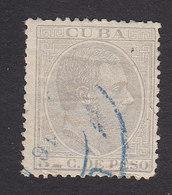 Cuba, Scott #125, Used, King Alfonso XII, Issued 1888 - Cuba (1874-1898)