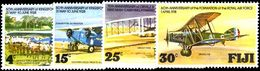 Fiji 1978 Aviation Anniversaries Unmounted Mint. - Fiji (1970-...)
