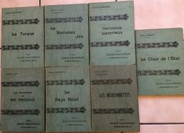 Lot De 7 Livres Moderne-Bibliothèque - Books, Magazines, Comics