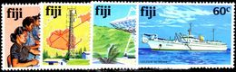 Fiji 1981 Telecommunications Unmounted Mint. - Fiji (1970-...)