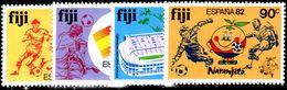 Fiji 1982 World Cup Football Unmounted Mint. - Fiji (1970-...)