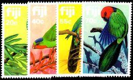 Fiji 1983 Parrots Unmounted Mint. - Fiji (1970-...)