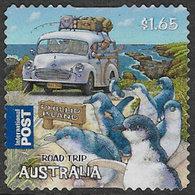 Australia 2012 Road Trip $1.65 Self Adhesive Good/fine Used [38/31223/ND] - 2010-... Elizabeth II