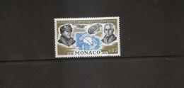 MONACO Aviation 1st Flight Over North Pole 1976 Scott 1041 Yvert 1070 - Monaco