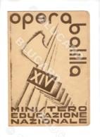 28723 PAGELLA SCOLASTICA SCUOLA 1936 VERCELLI ROBELLA TRINO SCHOOL REPORT CARD - Diplomi E Pagelle