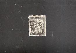 FRANCE - Postage Due Taxe Scott J16 Yvert 15 Used - 1859-1955 Afgestempeld