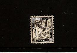 FRANCE - Postage Due Taxe Scott J11 Yvert 10 Used - 1859-1955 Afgestempeld