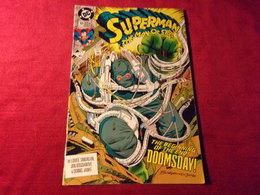 SUPERMAN  THE MAN OF STEEL  No  18 NOV 92 - DC