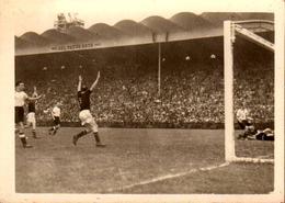 Vogelsang-Tabak Football - Joie Et Attitude De Joueurs Heureux & Déçus Après Un But ! Weltmeifterschaft 1954 - Chromos
