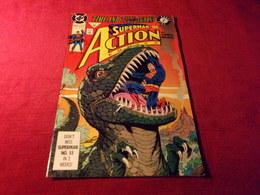 SUPERMAN  ACTION COMICS  No 664 APR 91 - DC