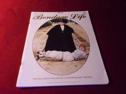 MAGAZINE  BONDAGE  LIFE   N° 67   EN ANGLAIS - Revues & Journaux