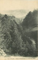 88 VAL D'AJOL. Vallée Des Roches Route De Remiremont 1925 - France