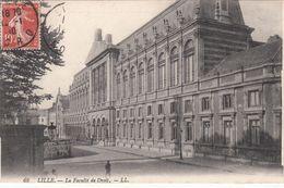 Cp , 59 , LILLE , La Faculté De Droit - Lille