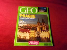 MAGAZINE GEO  No 168 FEVRIER 1993 PRAGUE - Tourism & Regions