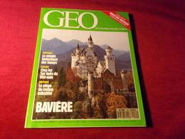 MAGAZINE GEO  No 133 MARS 1990 BAVIERE  ROUTE DES CHATEAUX - Tourism & Regions