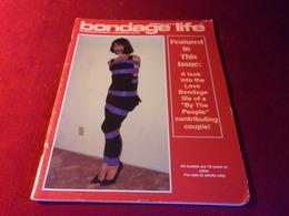 MAGAZINE  BONDAGE  LIFE   N° 61   EN ANGLAIS - Revues & Journaux