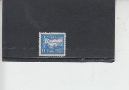 CINA ORIENTALE  1949 - Yvert 19 - Treno - Oost-China 1949-50