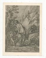 Publicité, Laboratoire De La Passiflorine , Peinture,arts , N. Poussin, Serie C ,n° 2 ,2 Scans ,frais Fr 1.45 E - Publicités
