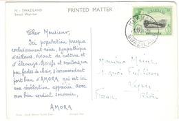 6386 - Pub AMORA - Swaziland (...-1967)