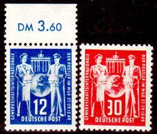 Germania-B-0039 - Repubblica Democratica 1949 (++) MNH - Senza Difetti Occulti. - DDR