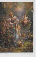 AK 0010  Zatzka , Hans - Keine Rose Ohne Dornen / Galerie Wiener Künstler Um 1920 - Zatzka