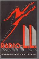 (TSF)  Beau  Catalogue  RADIO LL (PPP9112) - Advertising