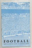 Revue Mensuelle ,n° 2 ,1961 , Sports , FOOTBALL , F.C Rouen , A.S Béziers ,8 Scans,30 Pages ,frais Fr 1.95 E - Sport