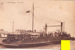 Tag-   Belgique  Cpa  ZEEBRUGGE 9 - Zeebrugge