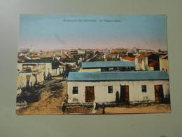 DJIBOUTI SOUVENIR DE DJIBOUTI LE VILLAGE INDIGENE - Djibouti