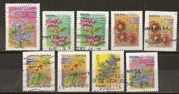 Afrique Du Sud South Africa 2000 Fleurs Flowers Obl - Afrique Du Sud (1961-...)