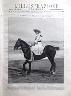 L'illustrazione Italiana 19 Luglio 1914 WW1 Varese Magrini Tripoli San Rossore - Guerre 1914-18