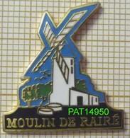 Le MOULIN De RAIRE à SALLERTAINE En VENDEE Dpt 85  Moulin à Vent En  Version EGF - Cities