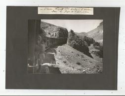 TRAIN DE DAMAS SYRIE A RAYAK (LIBAN) PAR LES GORGES DE L'ANTI LIBAN ET VUES DE DAMAS 1940 (6 PHOTOS TIREES D'UN ALBUM) - Places