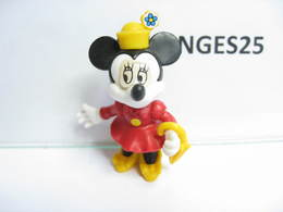 KINDER  MICKEY ET SES AMIS 1987 EU N° 4      SANS OHNE WITHOUT  BPZ - Familles