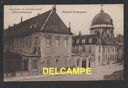 DD / 25 DOUBS / BESANÇON / L' HÔPITAL SAINT-JACQUES - Besancon