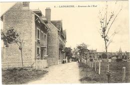 LANGRUNE  - Avenue De L'Est  18 - France