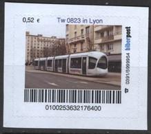 Biber Post Tw 0823 In Lyon (Tram) (52)  G471 - BRD