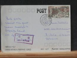 78/564A  CP  CHINA  POUR LA BELG. - 1949 - ... République Populaire