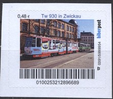 Biber Post Tw 930 In Zwickau (Tram) (48)  G475 - BRD