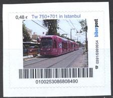 Biber Post Tw 750 In Istanbul (Tram) (48)  G490 - BRD