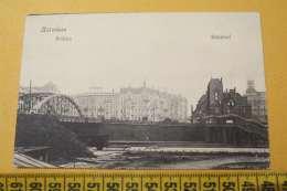 HALENSEE BRUCKE BAHNHOF TYPE OF CITY GERMANY BERLIN To. 17. - Germany
