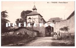 63  Thiers  Franc Séjour - Thiers