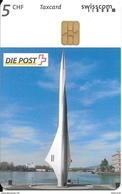 Swisscom: V-117 Die Post Basel - Dreiländereck. Mint - Schweiz