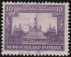 Newfoundland  .    SG   .      172        .       O      .  Gebruikt      .    /   .   Cancelled - Newfoundland