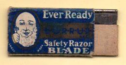 Rasage. Razor Blade. Lame De Rasoir. Lame Ever Ready, British Made. - Lames De Rasoir