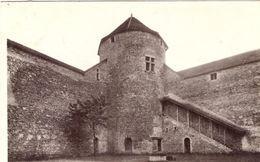 Vues De L'Ain Ambérieu En Bugey Château Des Allymes La Tour Ronde - Otros Municipios